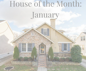 House of the Month: January