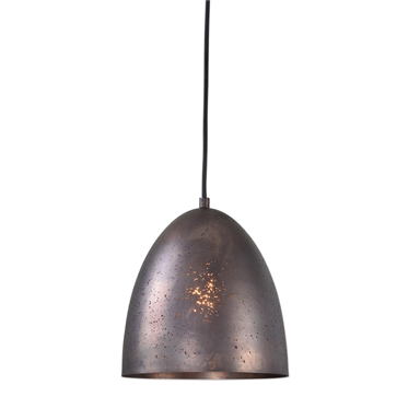Chaps Distressed 1 Light Pendant white