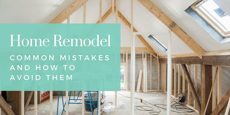 Home Remodeling Mistakes and How To Avoid Them Louisville KY